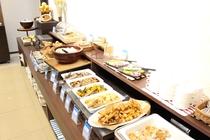 【北海道朝食バイキング】食事一例①