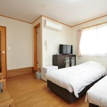 【201号室】二面採光で明るいお部屋です!
