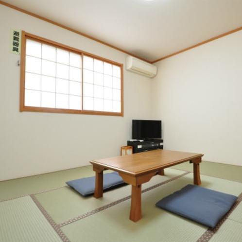 【206号室】展望風呂付の和室 3名様ご利用におすすめ