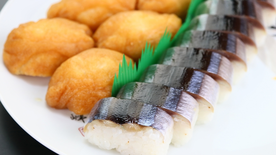 さんま鮨◆伊勢神宮にも奉納する三重の方言でさいら鮨とも呼ばれています