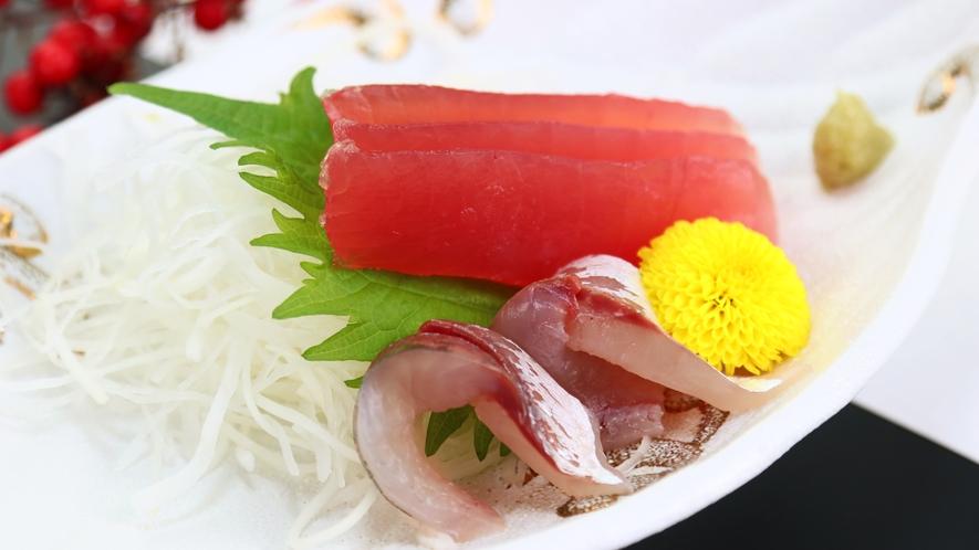 お造り◆旬のお魚をご用意します