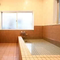 ◆明るくリニューアルしたお風呂は貸切でご利用頂けます!