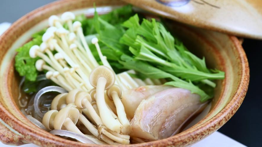 海鮮鍋◆優しい味付けで体もほっこり温まります