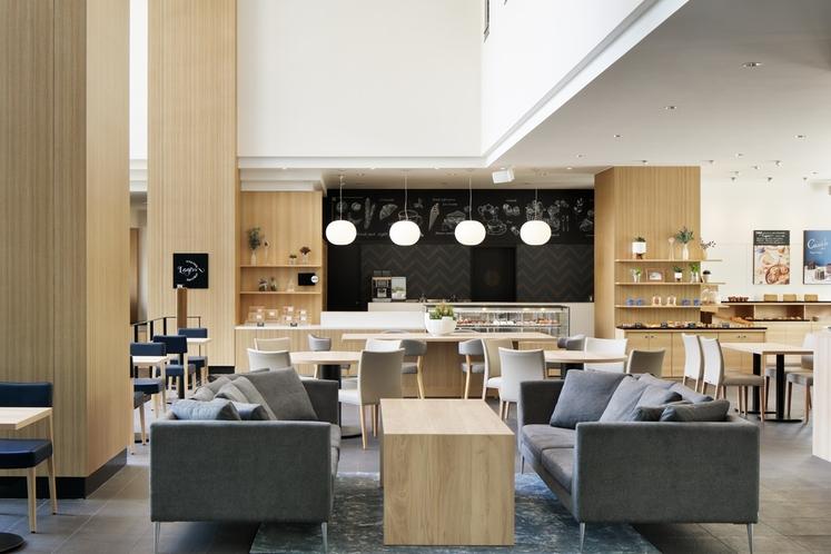 FIKA CAFÉ Lagom店内