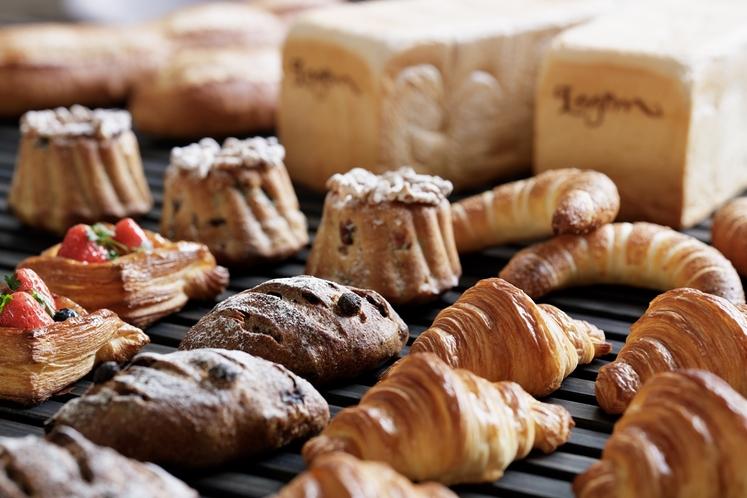 FIKA CAFÉ Lagom 魅力的なパンの数々