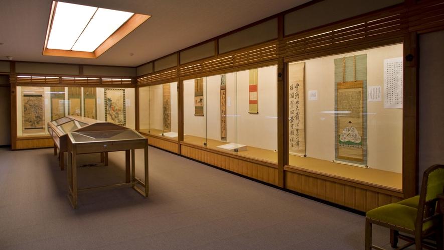 *【周辺】毛利博物館