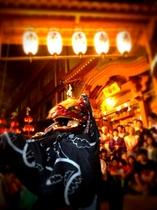 湯澤神社例祭