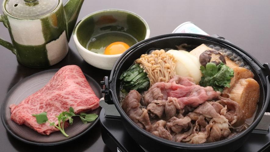 【期間限定】和牛すき焼き鍋