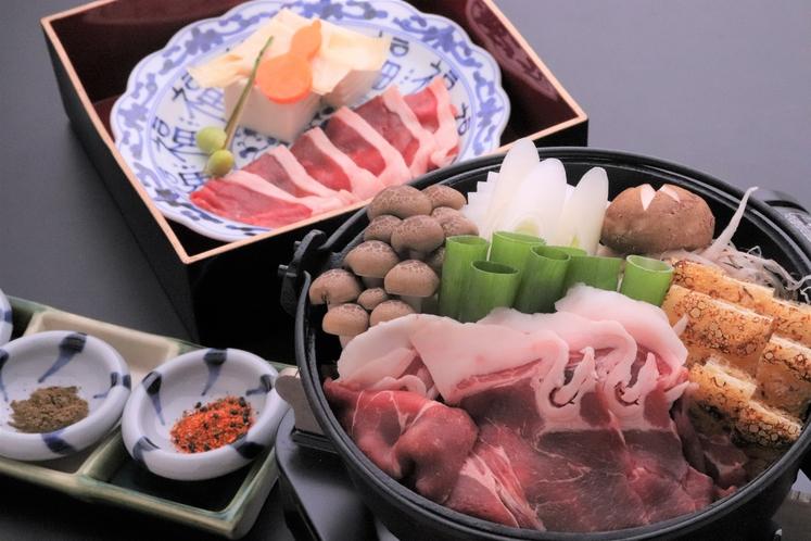 【一人鍋】猪鍋