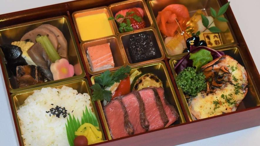 【和洋食】夕食弁当 イメージ