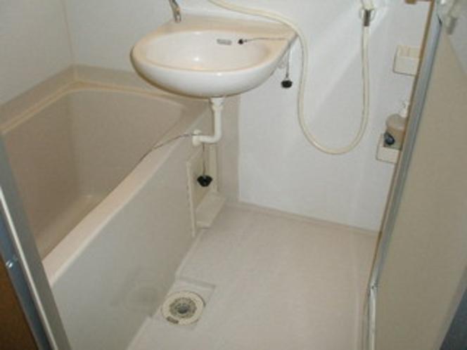 洗い場付浴室