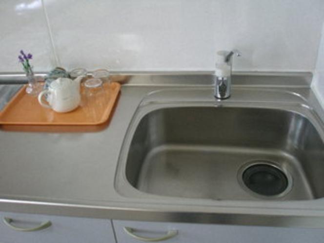 キッチン付客室