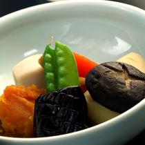 お料理一例◆優しい味わい、煮物。