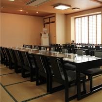 大宴会用会場◆テーブル席なります