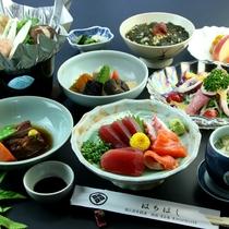 お料理一例◆はちぼし自慢の味をご堪能ください!