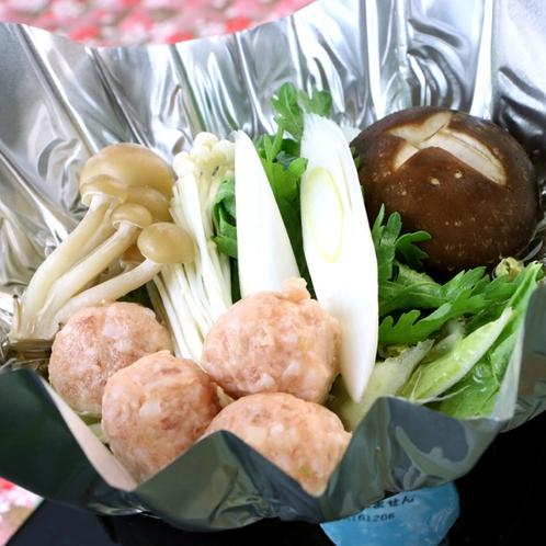 お料理一例◆出汁が自慢!あったか~い鍋料理