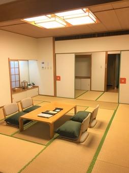 12.5畳の和室と4畳前室・内風呂付(JVB1)