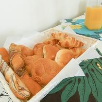 *朝食サービス/好きなものをとってお部屋やテラスで朝食を♪