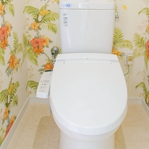*客室一例/バストイレ別、洗浄機能付きトイレ