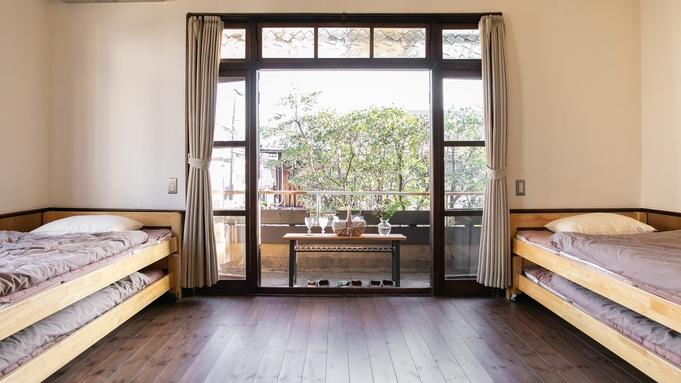 【ショートステイプラン】陽だまりがここちよい、レトロな洋室
