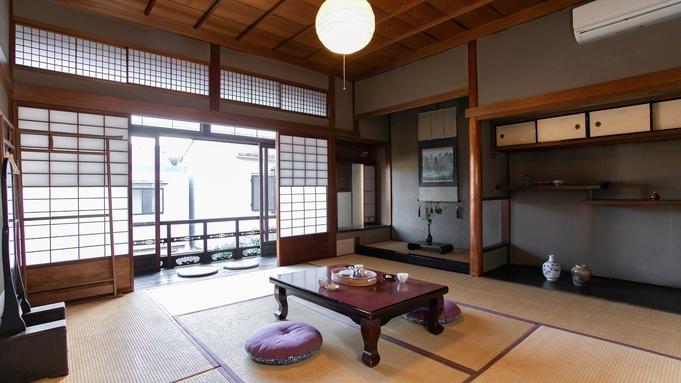 【ショートステイプラン】静かな時間を楽しむための8畳の和室