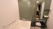 スーペリアツインルーム バスルーム
