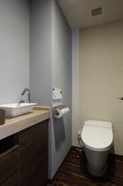 プレミアツインルーム お手洗い