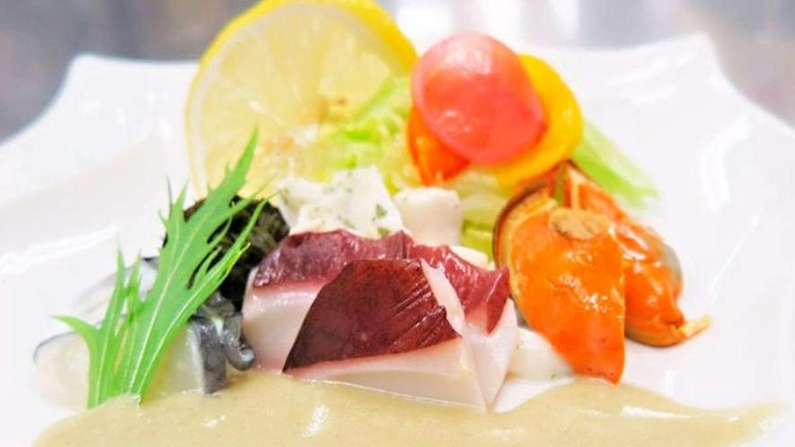 ■ある日のご夕食メニュー ※一例