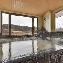 *【展望風呂】開放的な展望風呂で身も心もリフレッシュ!