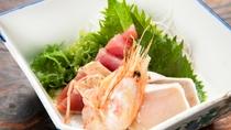 *【ご夕食一例】沼津港直送!新鮮なお刺身をご堪能ください