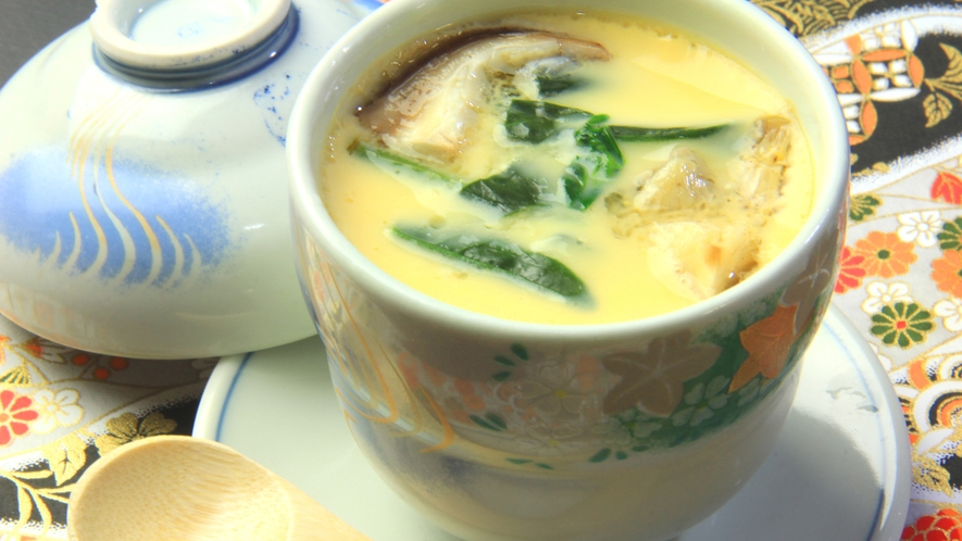 お料理一例 茶碗蒸し