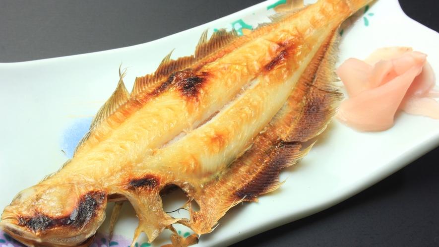 お料理一例 焼き魚