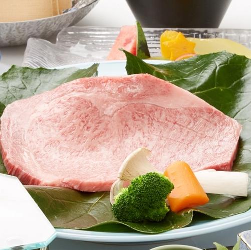 若狭牛ステーキコース用お肉です