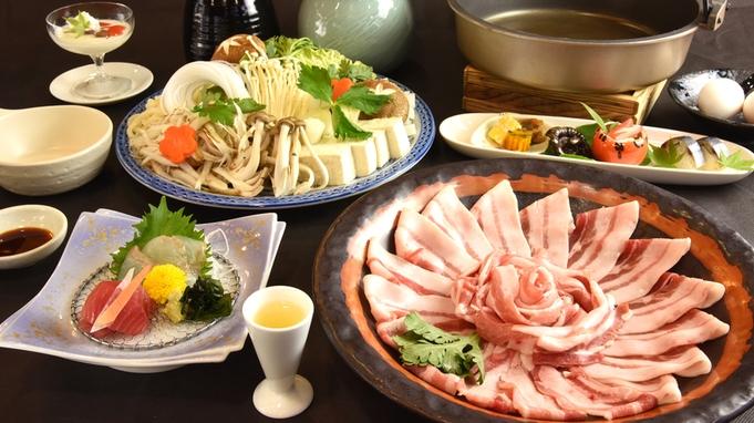大満足!和歌山の◆ぼたん鍋orぼたんすき焼き◆どちらか選べるプラン♪
