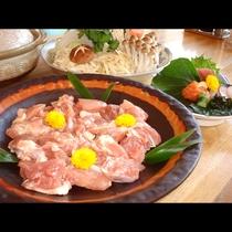 紀州梅どり鍋コース