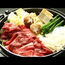 紀州熊野牛すき焼きコース