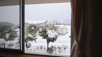 【和室9畳】お部屋からの景色
