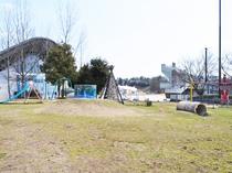 【豊平総合運動公園】ちびっこ広場