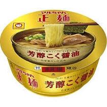 マルちゃん正麺(芳醇こく醤油)♪