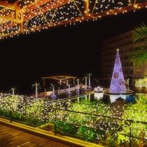 【沖縄の冬を彩るイルミネーションイベント】かりゆしミリオンファンタジー