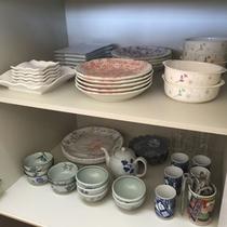 キッチン食器類