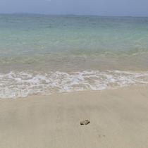 屋嘉ビーチ(やかビーチ) 徒歩2分