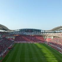 *【鹿島スタジアム】周辺には鹿島アントラーズのホームスタジアムがございます。
