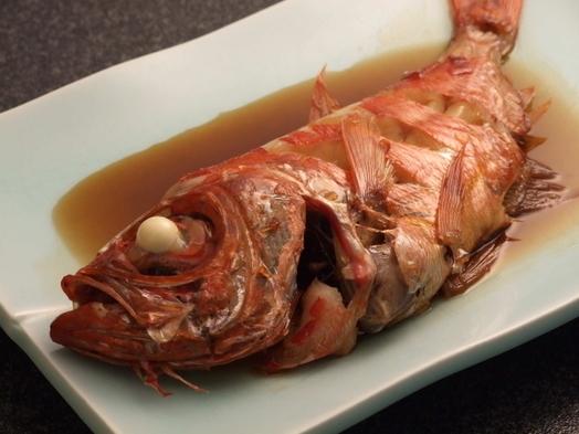 【大好評】特別料理金目鯛の煮つけが1,000円(消費税込1,100円)