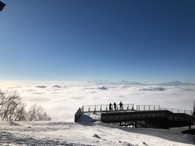 竜王スキーパークとsoraテラス