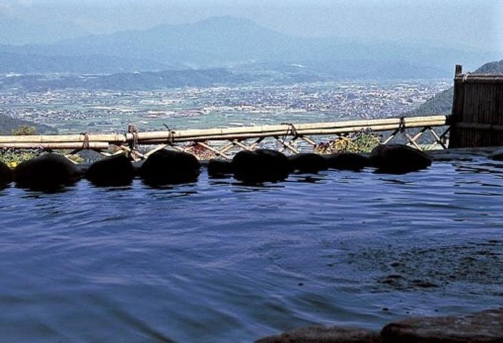 中野市内温泉(ぽんぽこの湯)