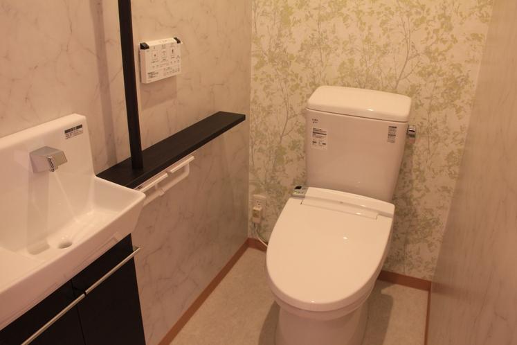 シャワートイレも完備