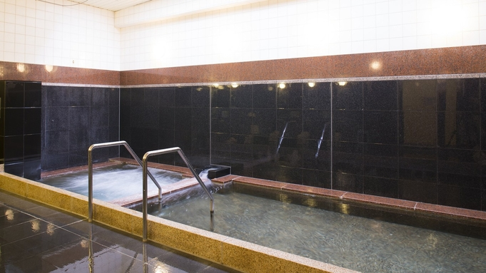 【ビジネス歓迎!お部屋広々ゆったり♪】特典付き天然ラジウム温泉でゆっくり素泊まりプラン