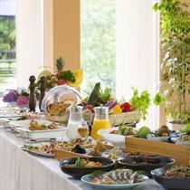 ◆和食、洋食共に、充実したラインナップ!