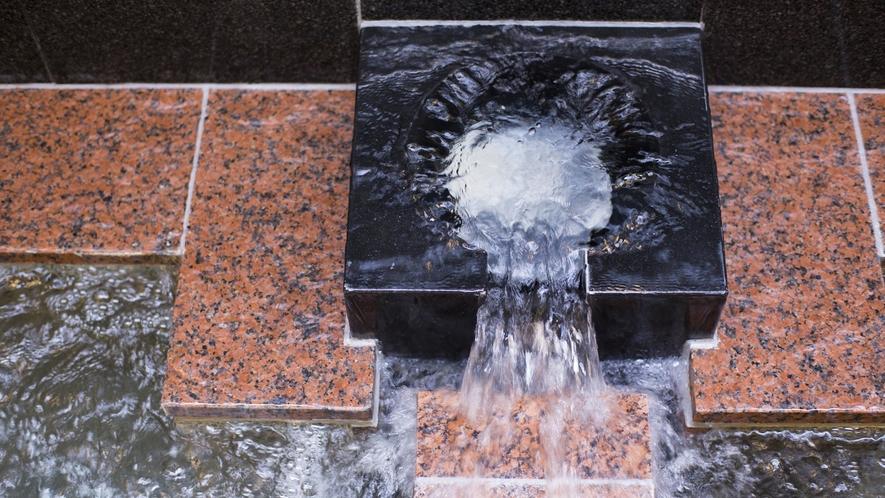 ◆天然のラジウム温泉